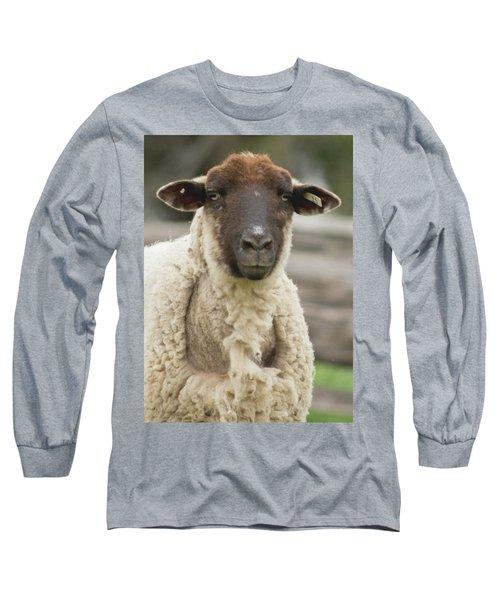 Moma Sheep Long Sleeve T-Shirt