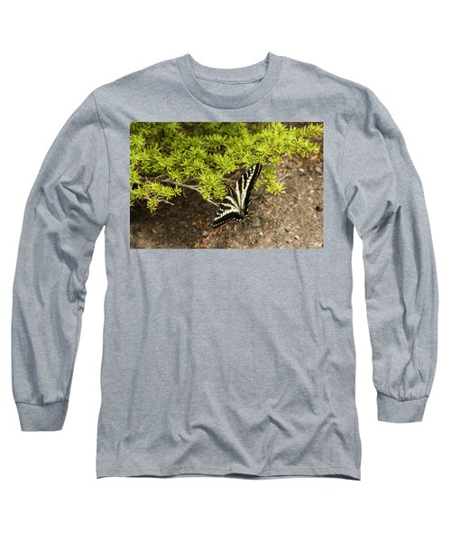 Momentary Rest Stop Long Sleeve T-Shirt