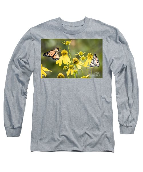 Monarchs Of Wisconsin Long Sleeve T-Shirt