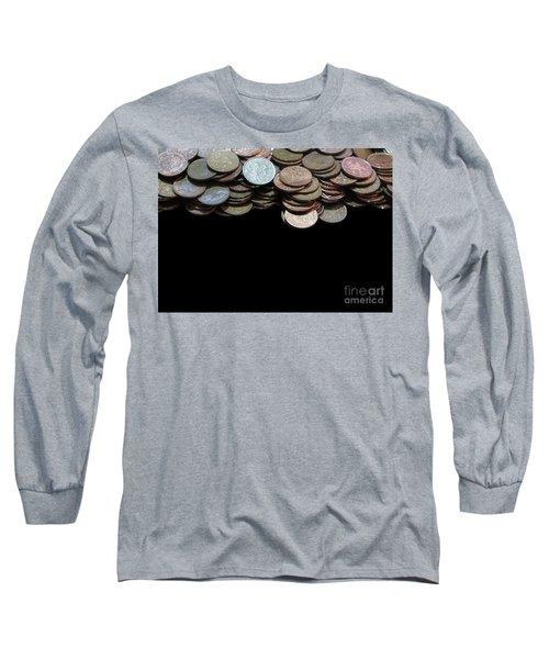 Money Games Long Sleeve T-Shirt