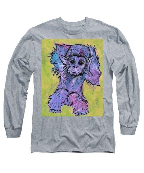 Monkey Mischief Long Sleeve T-Shirt
