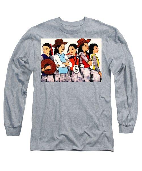 Monobo Beauties Long Sleeve T-Shirt