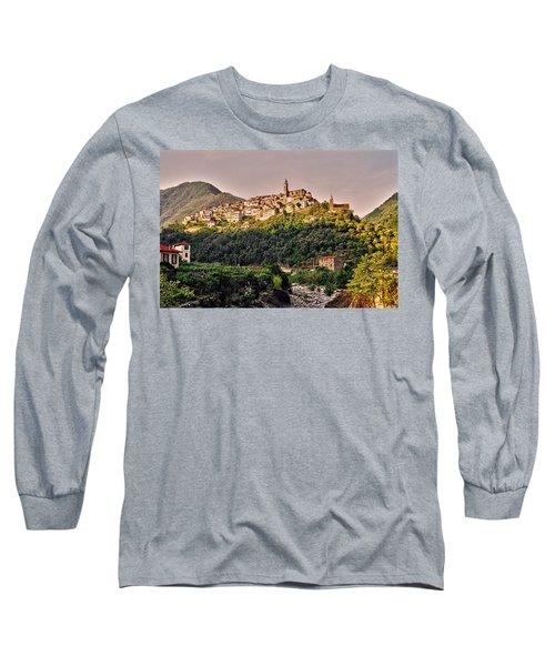Montalto Ligure - Italy Long Sleeve T-Shirt