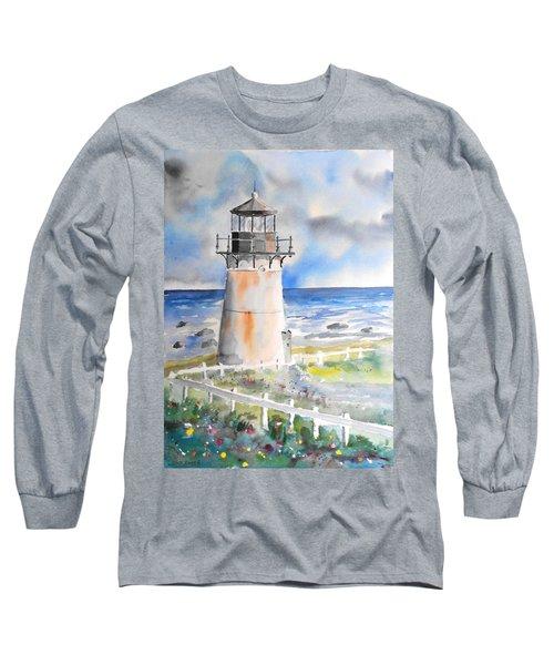 Montara Lighthouse Long Sleeve T-Shirt