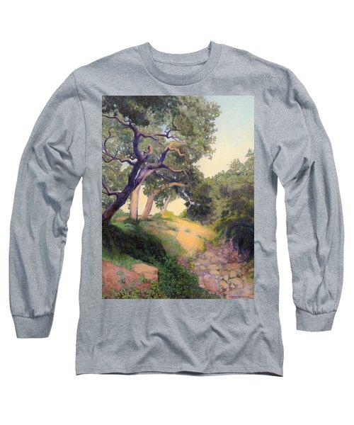 Montecito Dry River Oaks Long Sleeve T-Shirt