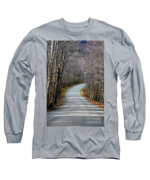Montgomery Mountain Rd. Long Sleeve T-Shirt