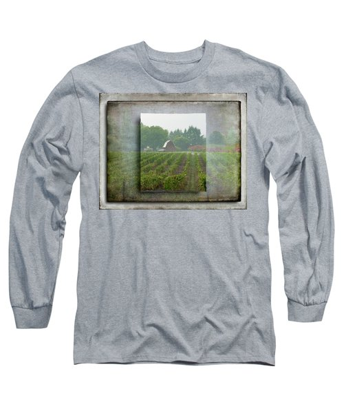Montinore Winery Long Sleeve T-Shirt