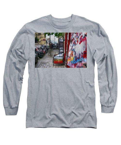 Montmartre Long Sleeve T-Shirt