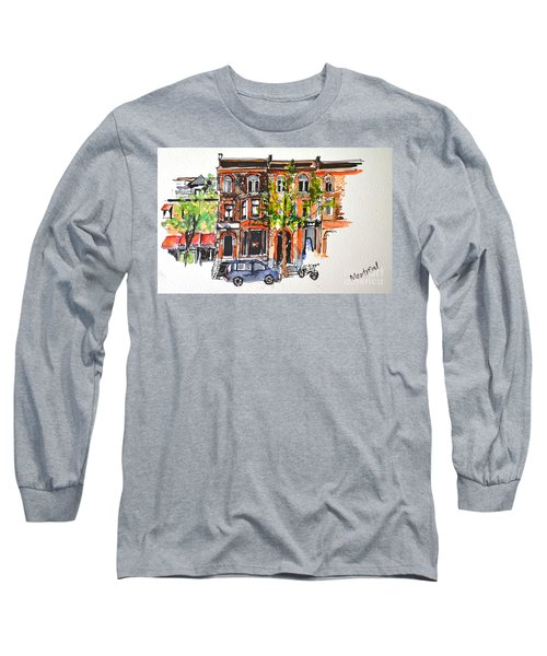 Montreal 1 Long Sleeve T-Shirt