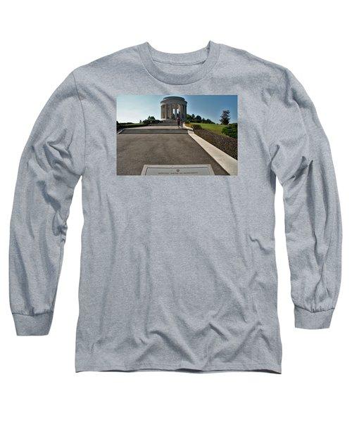 Montsec American Monument Long Sleeve T-Shirt