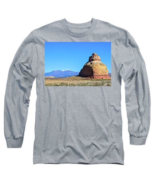 Monument To Time Long Sleeve T-Shirt