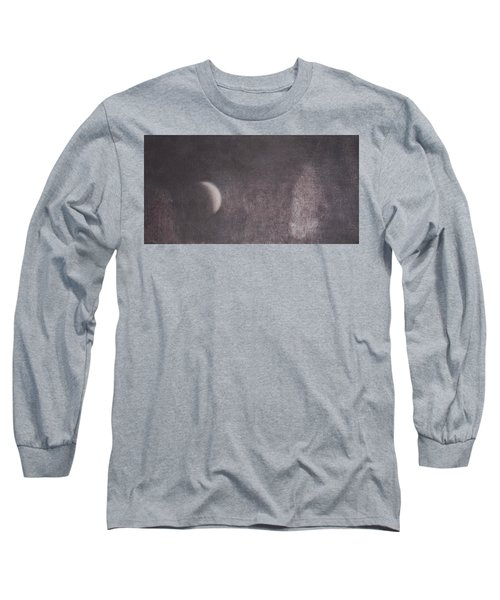 Moon And Friends Long Sleeve T-Shirt