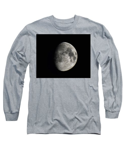 Moon, Aug 13th 2016 Long Sleeve T-Shirt