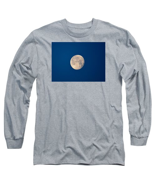 Moon In The Morning Long Sleeve T-Shirt