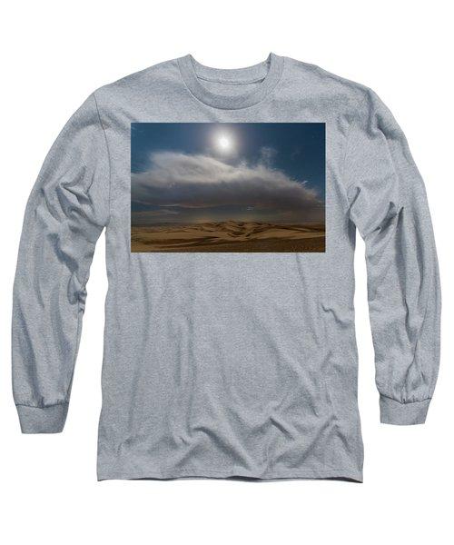 Moon Sparkle Long Sleeve T-Shirt