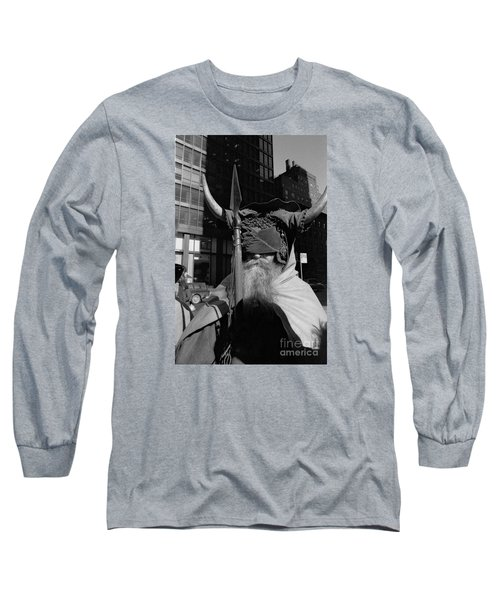 Moondog Nyc Tom Wurl Long Sleeve T-Shirt