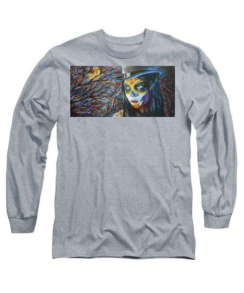 Moonlight Celebration Long Sleeve T-Shirt