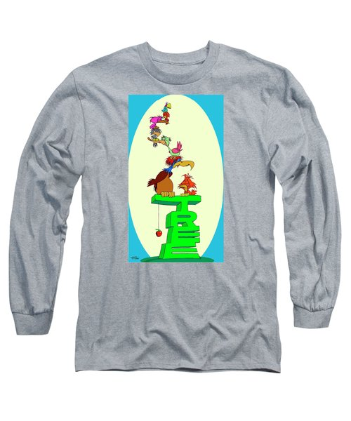 Moonrise Long Sleeve T-Shirt