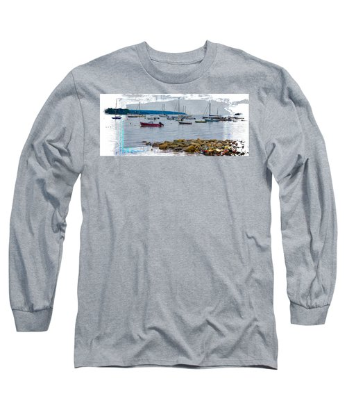 Moorings Mug Shot Long Sleeve T-Shirt