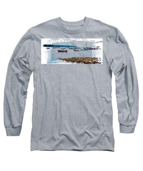 Moorings Mug Shot Long Sleeve T-Shirt
