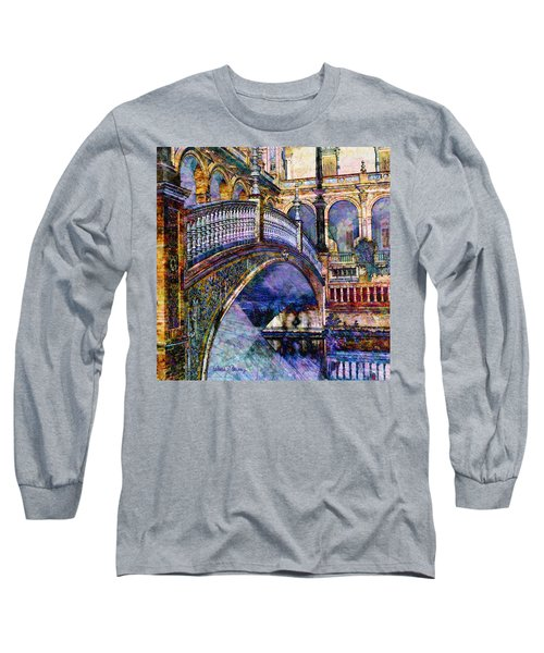 Moorish Bridge Long Sleeve T-Shirt