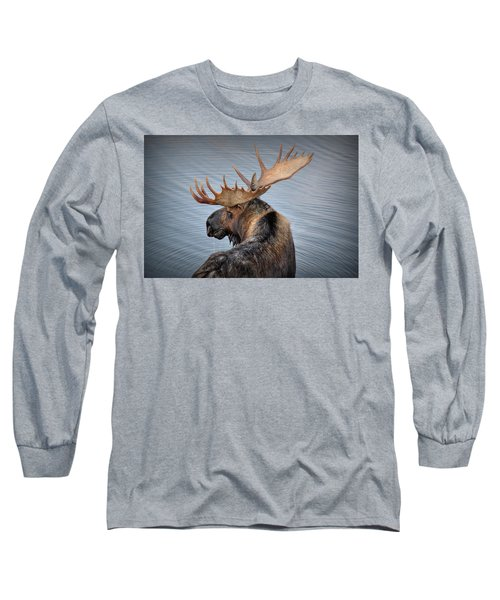 Moose Drool Long Sleeve T-Shirt