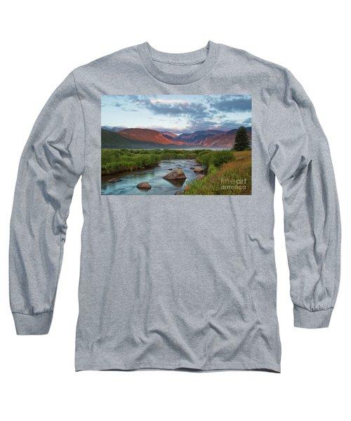 Moraine Park Glow Long Sleeve T-Shirt