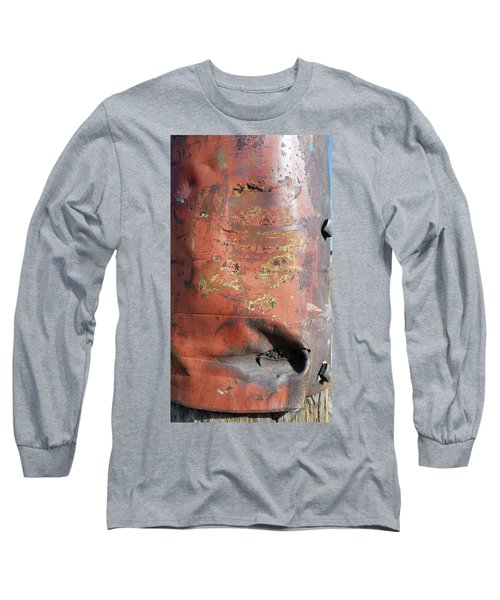 More Than A Nudge Long Sleeve T-Shirt