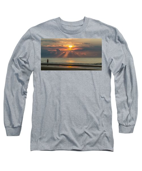 Morning Break Long Sleeve T-Shirt