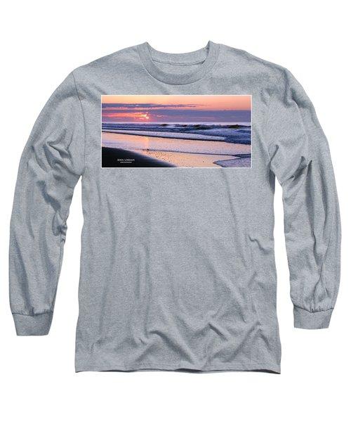 Morning Calm Long Sleeve T-Shirt