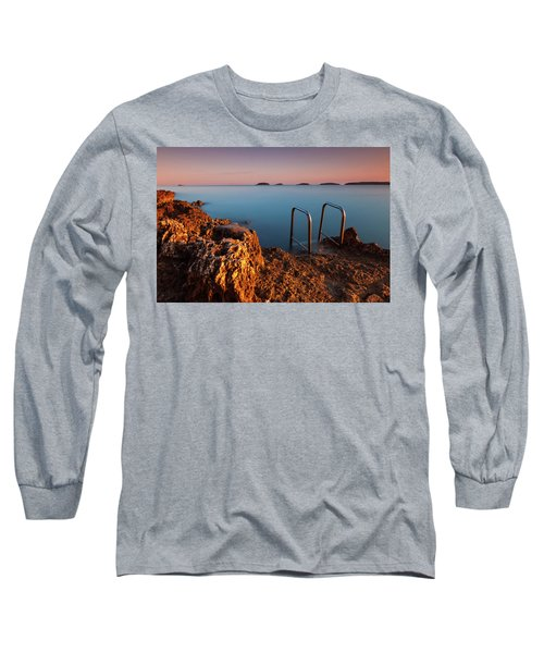 Morning Colors Long Sleeve T-Shirt