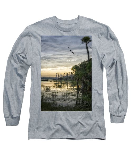 Morning Fly-by Long Sleeve T-Shirt