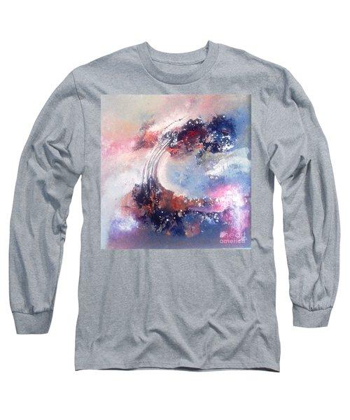 Morning Glory 110 Long Sleeve T-Shirt by Sanjay Punekar