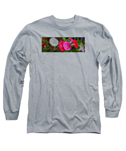 Morning Glory Banner Long Sleeve T-Shirt