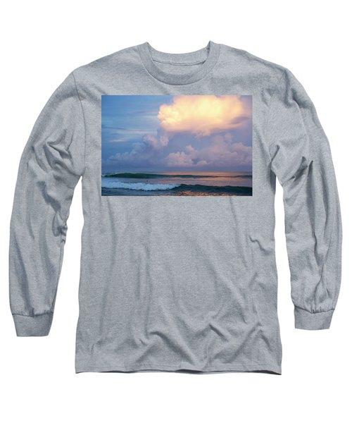 Morning Glory Long Sleeve T-Shirt
