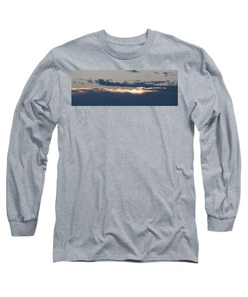 Morning Has Broken Long Sleeve T-Shirt by Allen Carroll