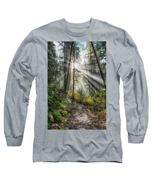 Morning Hike Long Sleeve T-Shirt