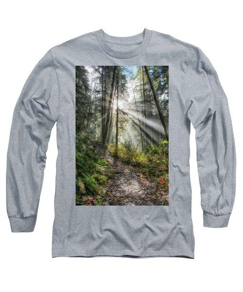 Morning Hike Long Sleeve T-Shirt