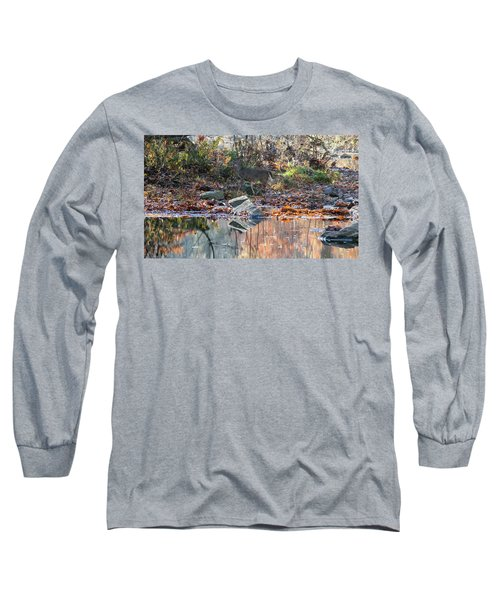 Morning In The Woods Long Sleeve T-Shirt