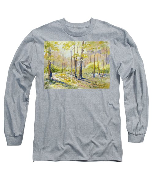 Morning Light - Spring Long Sleeve T-Shirt by Irek Szelag
