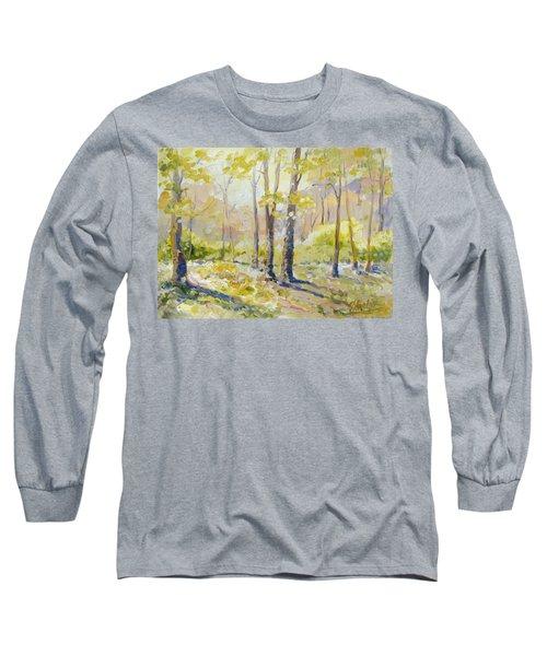 Morning Light - Spring Long Sleeve T-Shirt