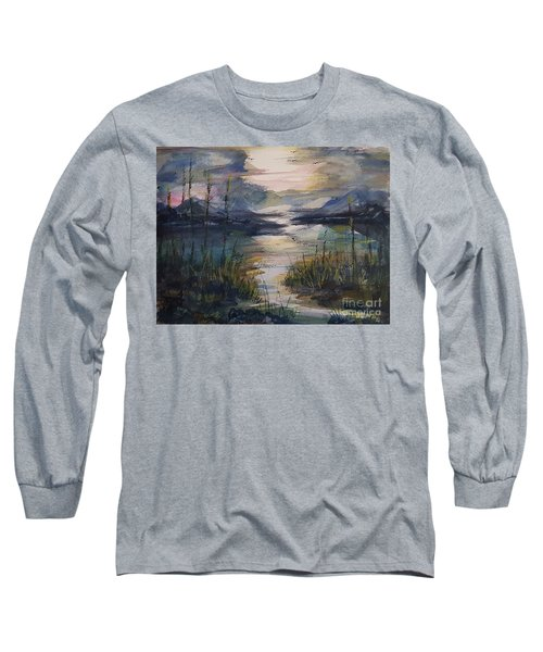 Morning Mountain Cove Long Sleeve T-Shirt