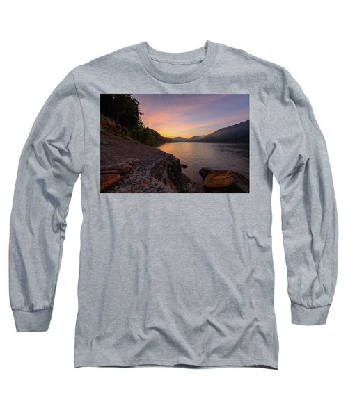 Morning On The Bay Long Sleeve T-Shirt