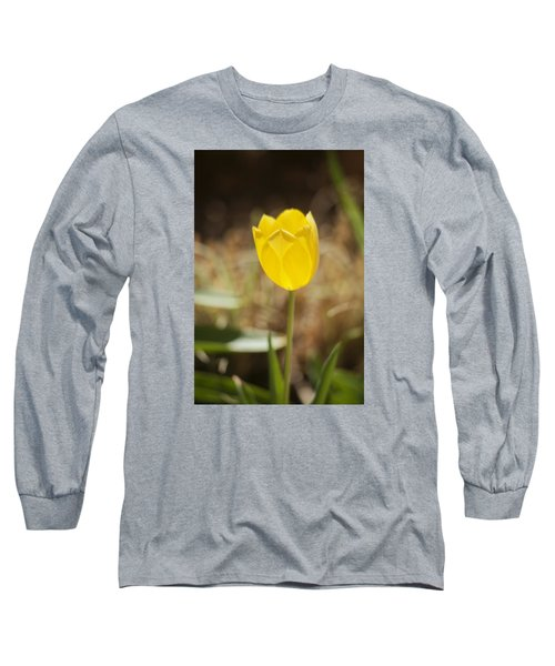 Morning Optimism Long Sleeve T-Shirt by Morris  McClung
