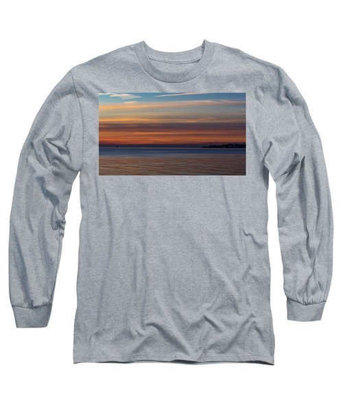 Morning Pastels Long Sleeve T-Shirt