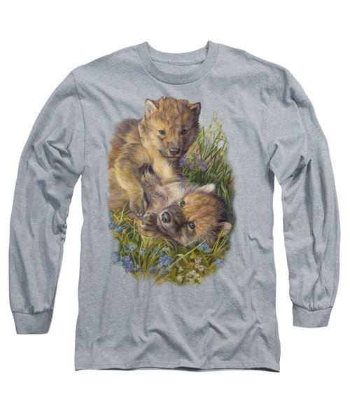 Morning Play Long Sleeve T-Shirt