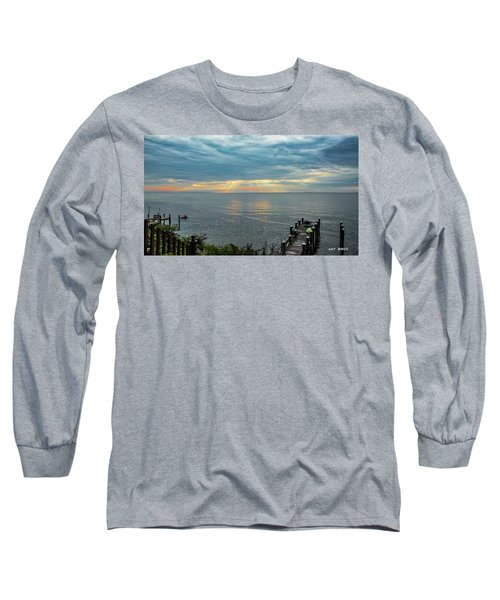 Morning Rays Long Sleeve T-Shirt