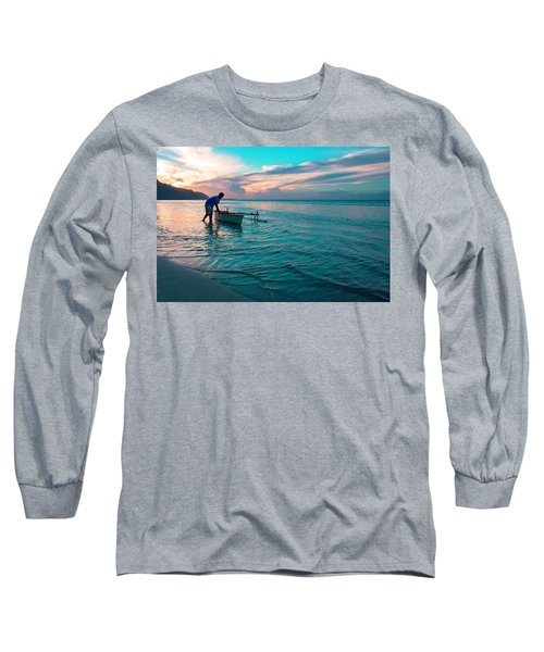 Morning Ritual Long Sleeve T-Shirt