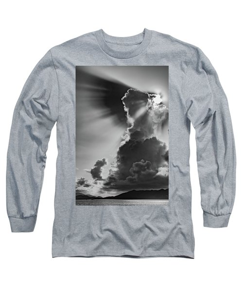 Morning Shadow Long Sleeve T-Shirt