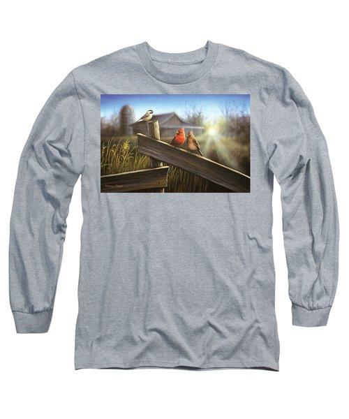 Morning Song Long Sleeve T-Shirt